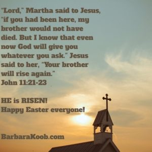 An Unforgettable Easter Greeting!