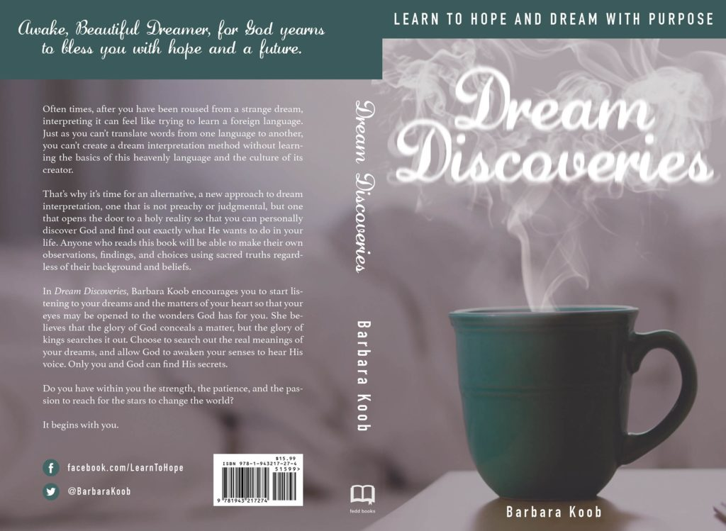 Dream Discoveries.BookCover.Front&Back