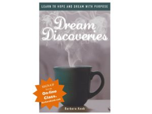It's Almost Here…. Online Biblical Dream Interpretation Class!